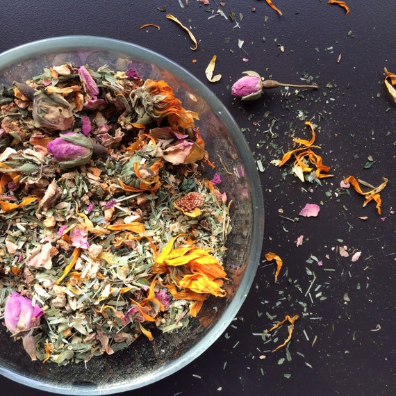 Falls Brook Fog Herbal Tea