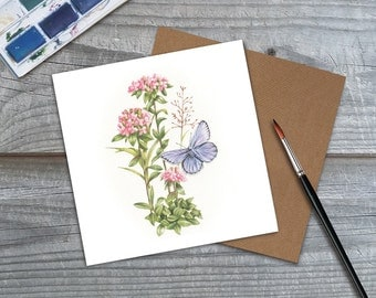 Butterfly cards - Greeting Cards - Butterfly Gifts - Thank you cards - Note cards - Blank cards - butterfly art - butterflies