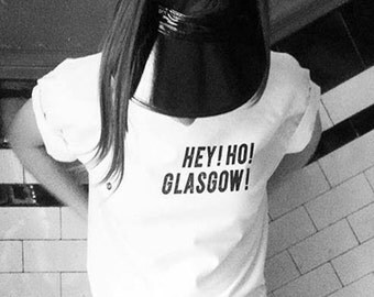 Hey! Ho! Glasgow T-shirt