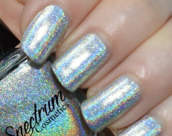 MIRROR MIRROR Linear Holographic Nail Polish