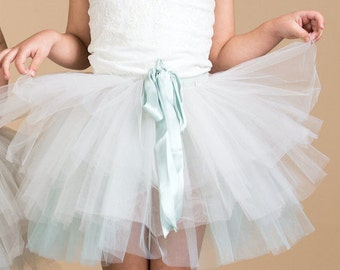 Bluebird tutu dress. blue tutu dress. Frozen blue tutu dress. tutu costume. tutu ballet dress. party tutu. flower girl tutu.