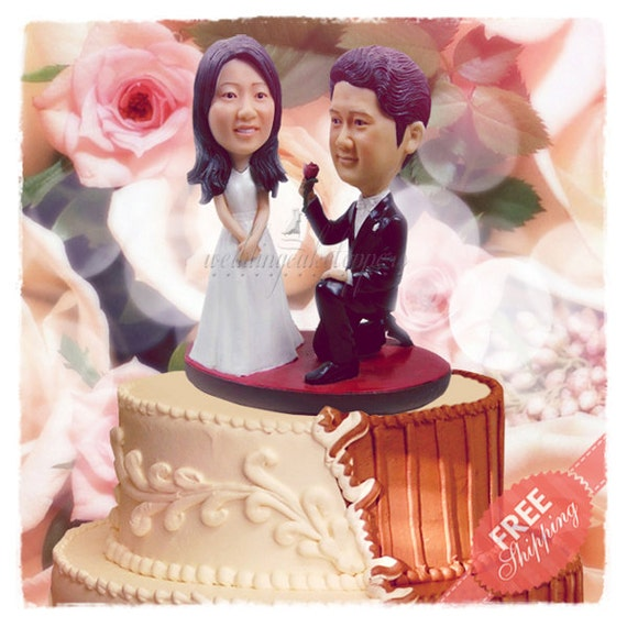 Chinese Cake Toppers Personalised Cake Topper Unique Wedding