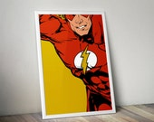 The Flash - Digitally Pai...