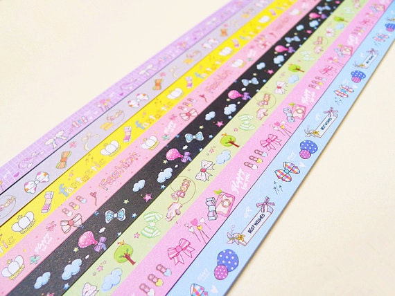 Bowknot origami lucky star paper strips star folding diy for Lucky star folding