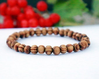 men bracelet Stackable Bracelet Wood bracelet Wood jewelry tribal bracelet Wooden bracelet Wood Bead Bracelet Wooden jewelry tribal jewelry