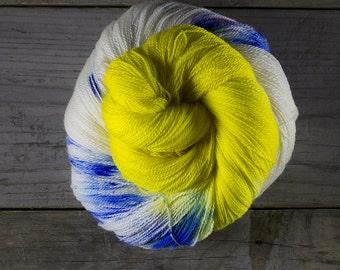 Summer Solstice - Lace Superwash Merino Yarn