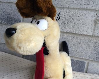 Vintage 1983 Odie, Garfield Odie, Odie Dog