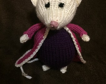 Macy the Mouse