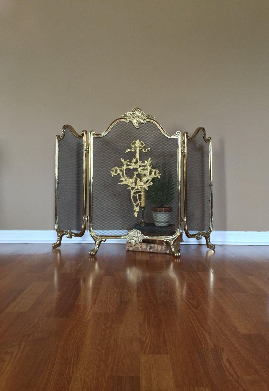 splendid vintage victorian style fireplace fan vintage