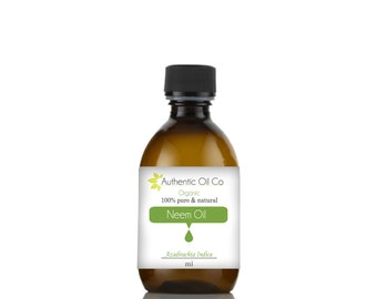 Neem oil 100% Pure Various sizes  10ml 50ml 100ml 250ml 500ml 1 litre
