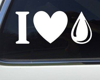 Young Living Car Decal Etsy