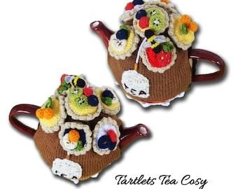 Tartlet Tea Cosy Pattern