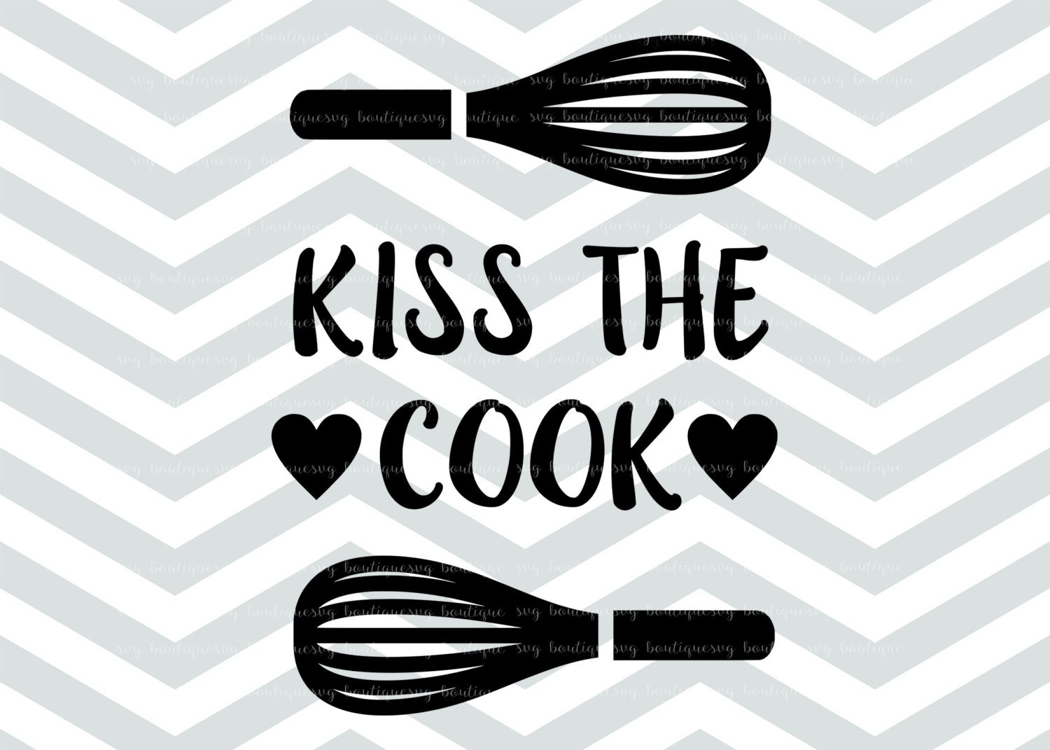 Kiss The Cook Kitchen Decor Kiss The Cook Etsy