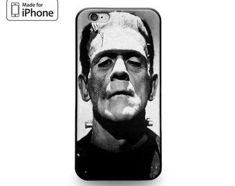 Classic Horror Movie Monster Frankenstein Case for iPhone 6S iPhone 6S Plus iPhone 6 iPhone 6 Plus iPhone 5S iPhone 5 iPhone 5C iPhone SE