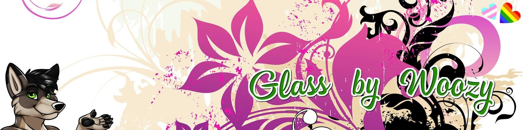 erotic art glass by glassbywoozy on etsy