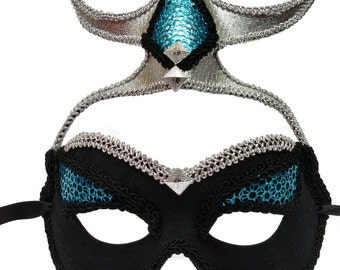Galaxina Masquerade Mask U166