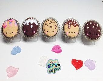Anillos cookies