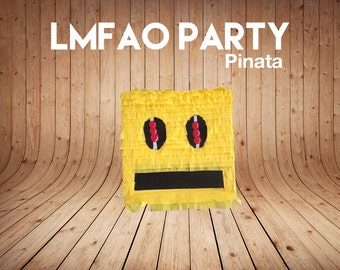 LMFAO Party Piñata