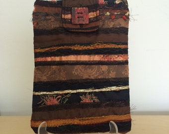 Textile iPad Sleeve