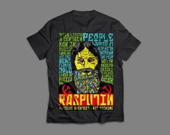RASPUTIN TEE