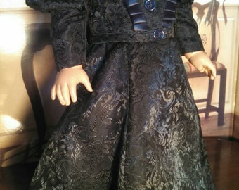 Susan B. Anthony Outfit for American Girl Doll.   A089
