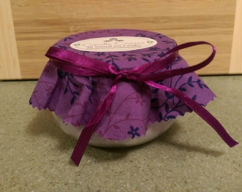 1/2 and 1/2 Eucalyptus and Lavender All Natural Soy Candle - 11oz Tureen Jar