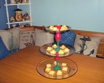 3 Tier Relish/Cupcake Tray 010