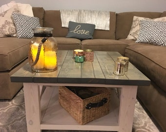 Merrifield Farmhouse Coffee Table