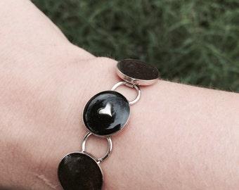 Made to order keepsake sand bracelet