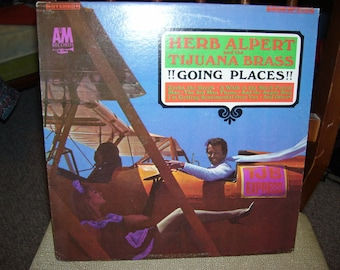 Herb Alpert / Going Places / Vinyl LP