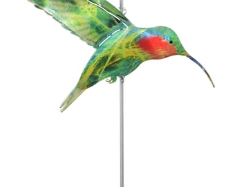 Next Innovations Hummingbird Lawn and Garden Stake