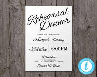 dinner invitation template, Quinceanera invitations