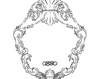 Digital Wedding Monogram