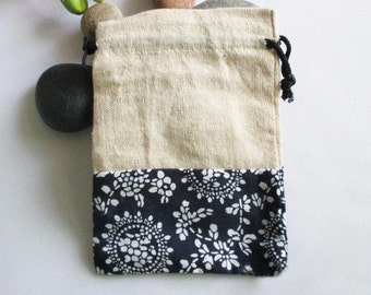 bag to keep your menstrual cup pouch, pouch to keep your menstrual cup