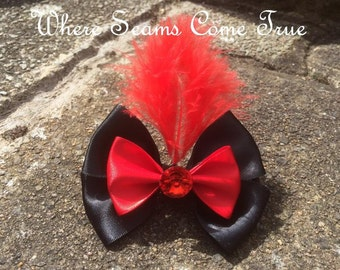 Jafar Aladdin Hair Bow