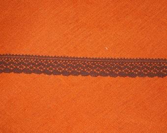 Natural Linen Lace - Pure Linen Lace Trim