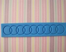Silicone Lace Mold -  Silicone Lace Mat - Ring Mold - Food Grade Silicone - Cake Decorating Molds - Lace Mold - Lace Mat - Molds - Moulds