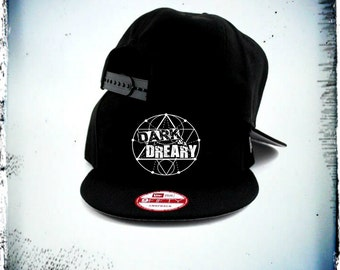 Dark and Dreary - Snap Back Hat