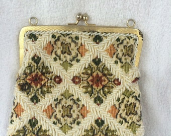 Vintage Beaded Purse | Vintage HandMade Purse