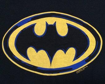 1989 BATMAN DC COMICS I.N.C Vintage Sweatshirt