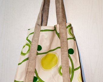 Reusable Shopping Bag, Tote bag, Beach bag, Grocery bag, Made in Norway, le tote bag.