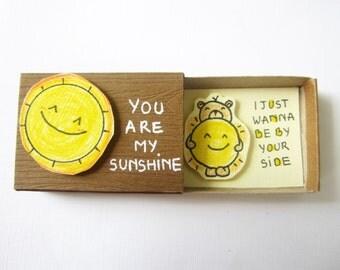You Are My Sunshine/Matchbox