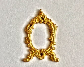 Frame square Louis XV style