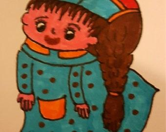 ECO ART CARD