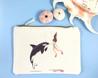 Wallet with Oceania