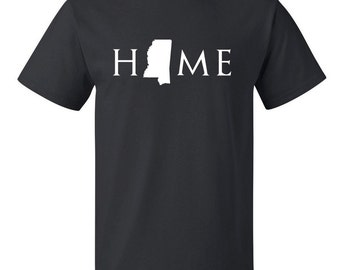 Mississippi home T Shirt, Your state T Shirt, Mississippi shirt, Mississippi T Shirt, Mississippi home, Mississippi home T