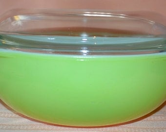 Vintage Pyrex Covered Casserole