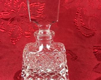 Perfume Bottle Diamond Cut