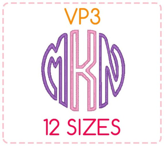 Vp Format Embroidery Designs