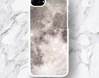 iPhone 7 Plus Moon Cases, Space Galaxy Astronomy Lunar iPhone 7 Covers, iPhone 6 Case, iPhone 6 + Covers raw rocky nature for astronomer